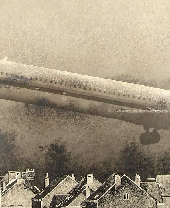plane-houses