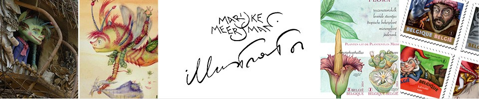 Marijke Meersman illustrator